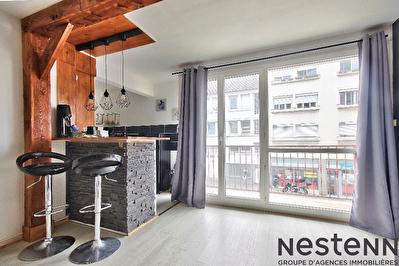 Appartement T2 Saint-Brieuc proche centre ville