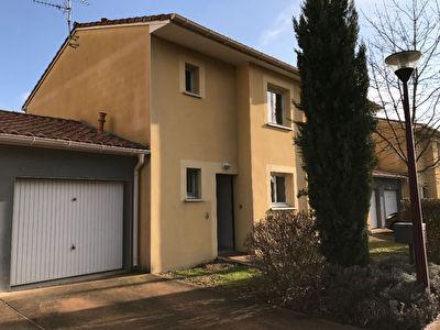 A vendre - SAINT ORENS Maison T4 84m2