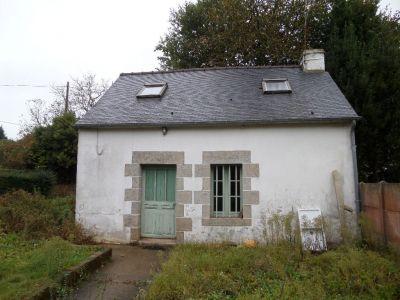 Maison en pierre 2 pieces - EN CAMPAGNE