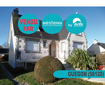 Tres jolie maison 5 pieces  a Guegon  - EN EXCLUSIVITE
