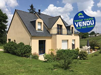 Belle maison recente a Guegon  - EN EXCLUSIVITE !