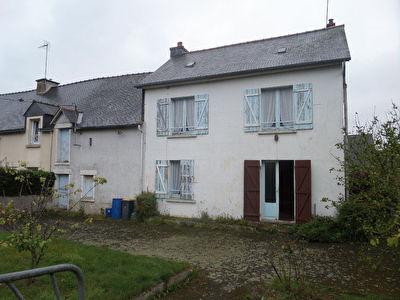 Maison a 4 pieces a Gourhel (56800) - ideal premiere acquisition ou investisseurs