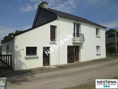Maison  de 5 pieces a Campeneac (56800)