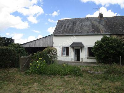 Maison de 2 pieces a  Saint Malo Des Trois Fontaines (56490)