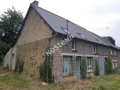 Maison de campagne  a Guilliers (56490)
