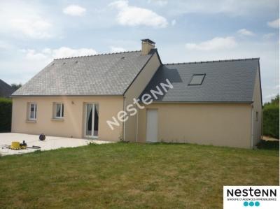 Maison plain-pied de 3 pieces a Campeneac (56800)