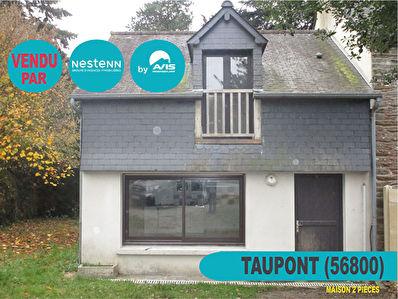 Maison de 2 pieces a Taupont (56800)