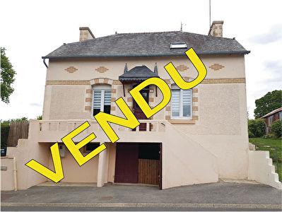 Maison de 5 pieces a Lanouee (56120)