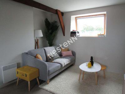 A LOUER - Appartement 3 pieces a  ploermel (56800)
