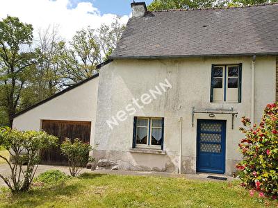 Maison de 4 pieces a  Saint Malo Des Trois Fontaines (56490)