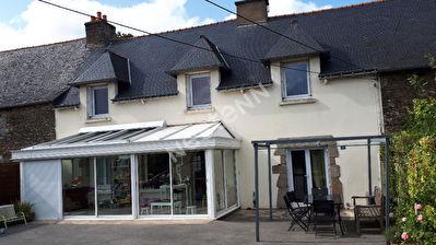 Maison de 5 pieces a Taupont (56800)