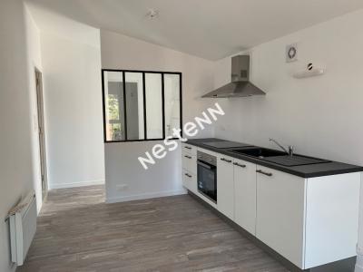 A LOUER - Appartement de 2 pieces + box a Ploermel (56800)