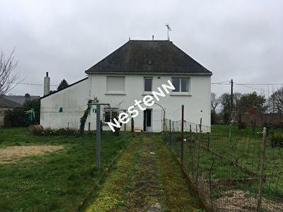 Maison de 7 pieces a Malestroit (56140)