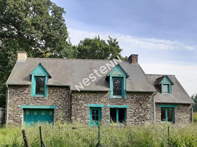 Maison a renover a Campeneac (56800)