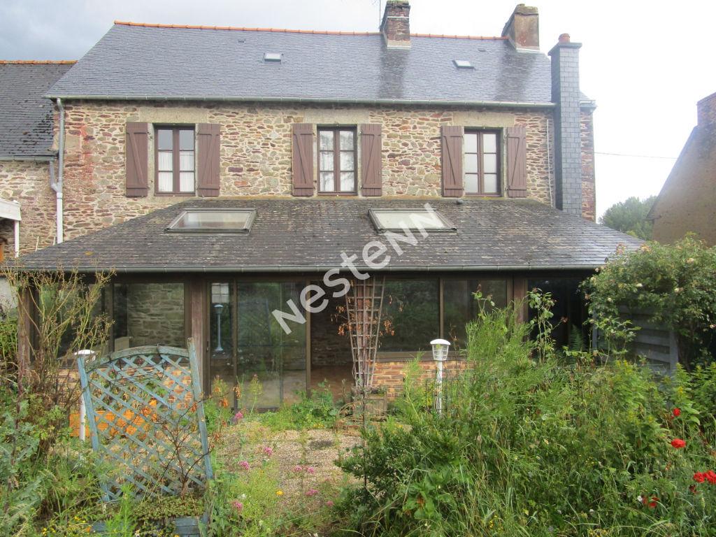 Maison de 4 pièces à St Lery (56430)