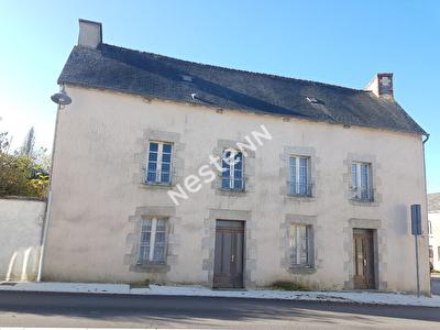 Maison de bourg a Loyat (56800)