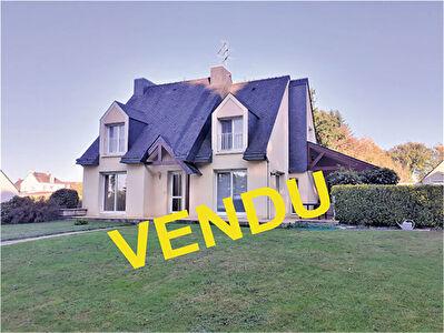 Maison de 6 pieces a Taupont (56800)