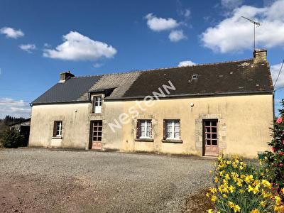 Maison a renover a la Lanouee (56120)