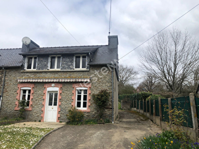 Maison  de 4 pieces a Josselin (56120)