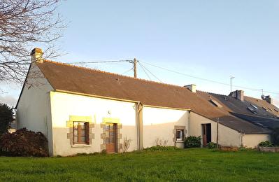 Maison de 4 pieces a Lanouee (56120)