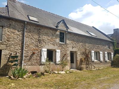 Maison de 3 pieces a Saint Servant (56120)