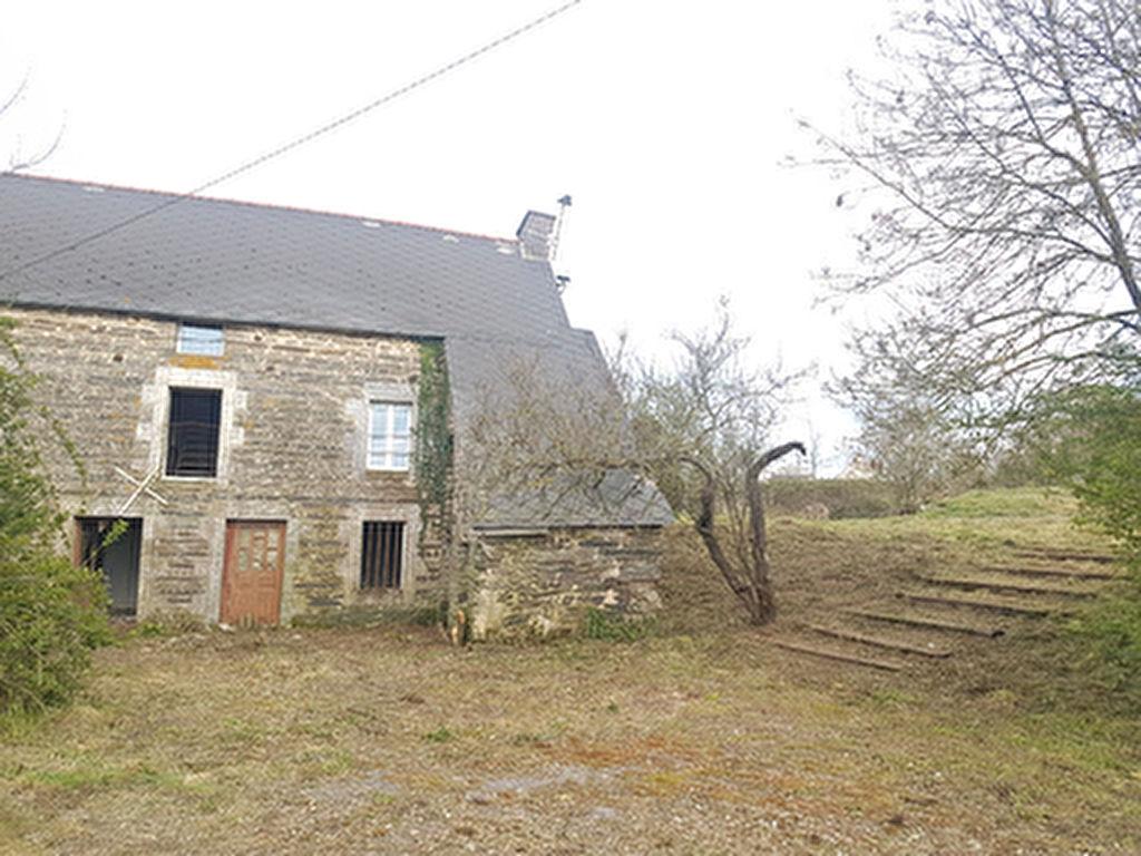 Maison a renover a Loyat (56800)