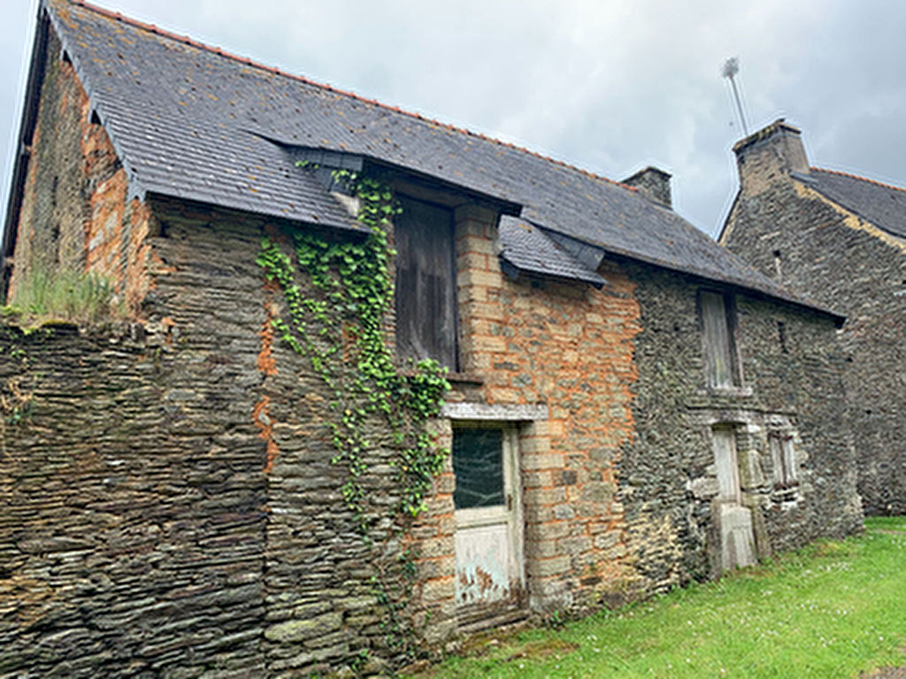 Maison a renover a Taupont (56800)