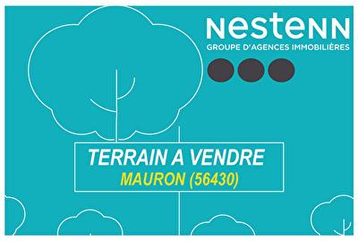 Terrain a batir de 830 m2 a Mauron (56430)