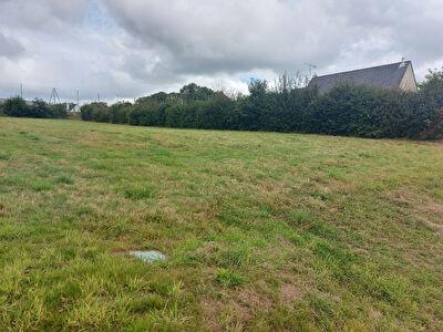 Terrain a batir de 500 m2 a Saint Marcel (56140)