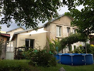 Maison Saint Pierre Des Corps 5 pieces