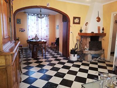 Maison Binic 4 pieces 123 m2