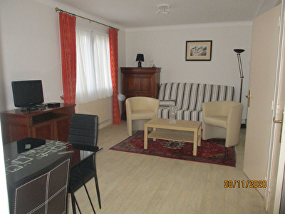Appartement Saint Quay Portrieux 2 pieces 45 m2-Meuble