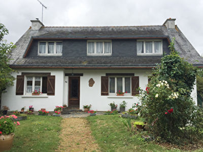 Ensemble de deux maisons independantes - Saint Quay