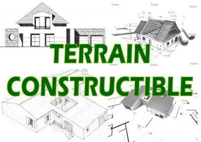 CARQUEFOU LE HOUSSEAU TERRAIN CONSTRUCTIBLE DE 434 m2