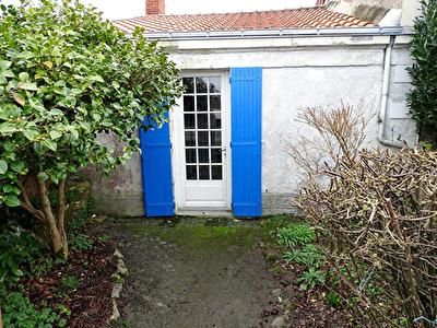 Maison Saint Julien de Concelles T1 bis de 39 m2