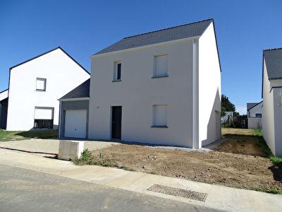 Maison en location a Saint Mars Du Desert, 3 chambres + garage