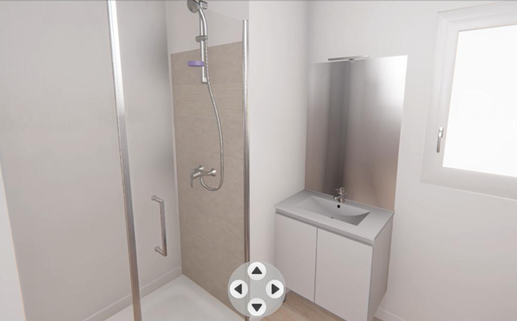 Appartement Mauves Sur Loire 3 pièce(s) 64.20 m2