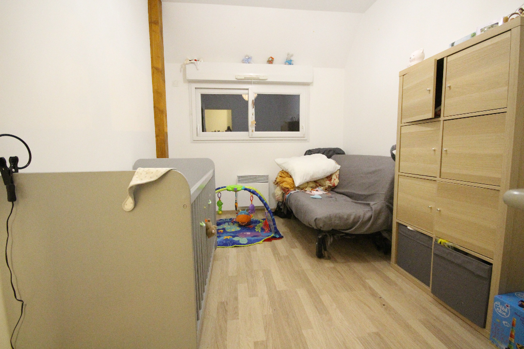 Appartement  3 pièce(s) de 2007 avec locataires