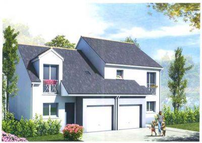 Saint-Etienne-de-Montluc- Maison en VEFA de 3 chambres avec jardin sud et garage