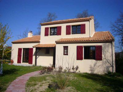 (M)   Maison HAUTE GOULAINE - 5 pieces - 169,42 m2