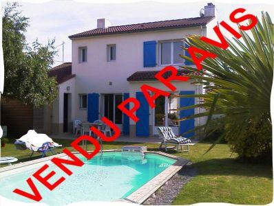 (M)   Maison VERTOU - 7 pieces - 132 m2