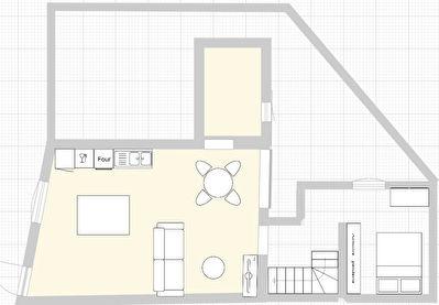 Maison a fort potentiel au Douet proche busway