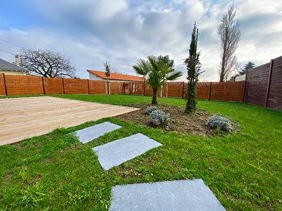 VERTOU HIPPODROME : Belle Maison renovee avec jardin clos