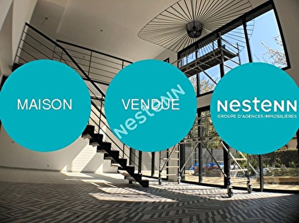 COUP DE COEUR ASSURE - MAISON D'ARCHITECTE - 213 m2