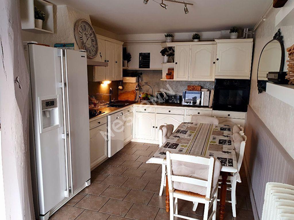 Maison à vendre à Saint Herblon aux porte d'Ancenis avec 4 chambres et grand garage