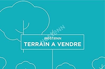 Terrain a batir Oudon - 2800 m2