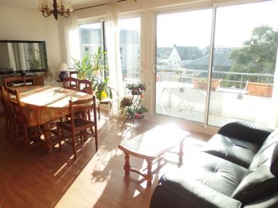 Appartement Bruz 3 pieces 66.12 m2 - Vert Buisson - Proche Gare