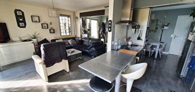 Orvault Praudiere : Exclusivite ! Plain pied renove, 3 chambres, superbe jardin plus 700 m2, proche toutes commodites !