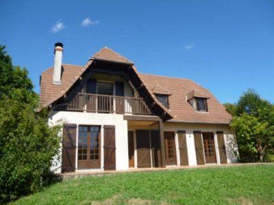 Maison NAVAILLES ANGOS - 7 pieces - 170 m2