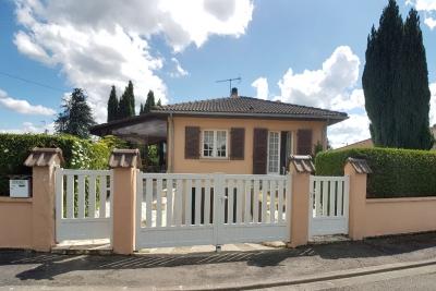 Maison Lons 4 pieces 90 m2 + veranda 21 m2 + sous-sol